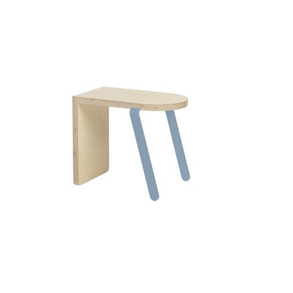 Bench Small Blue