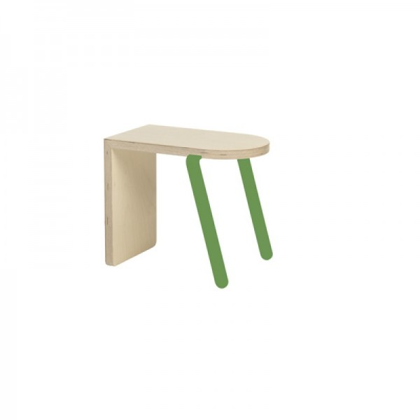 Bench Small Green