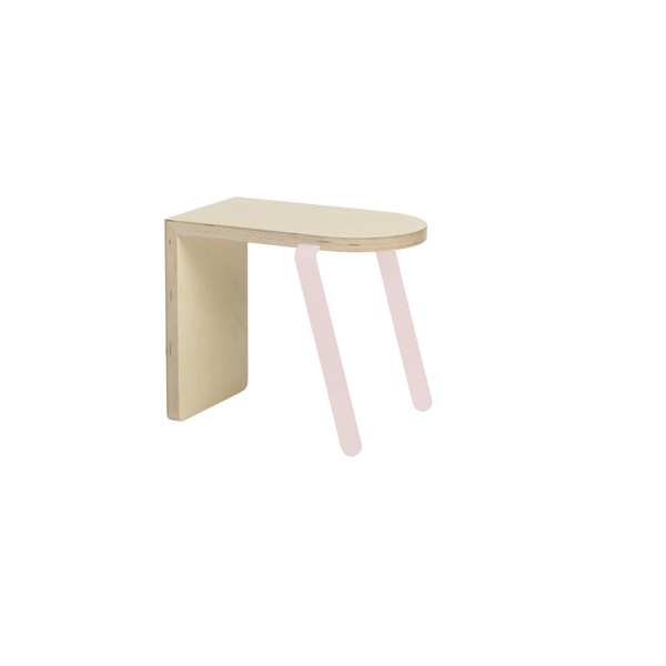 Bench Small Pink