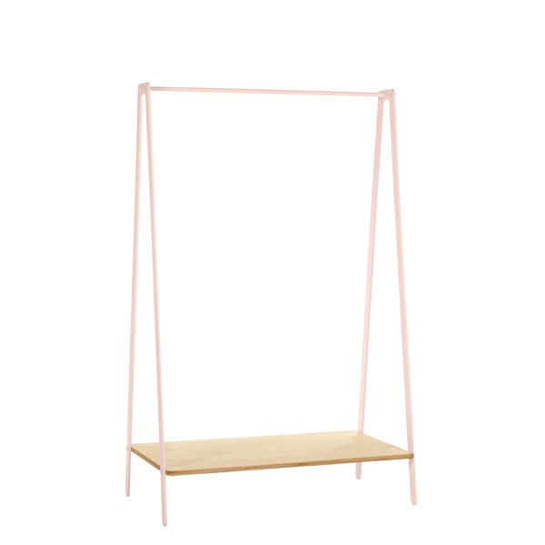 Clothes Rack Pink