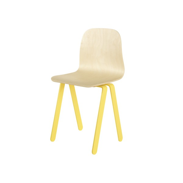 Chair Large Yellow