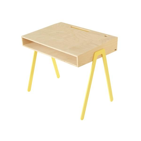 Desk Large Yellow
