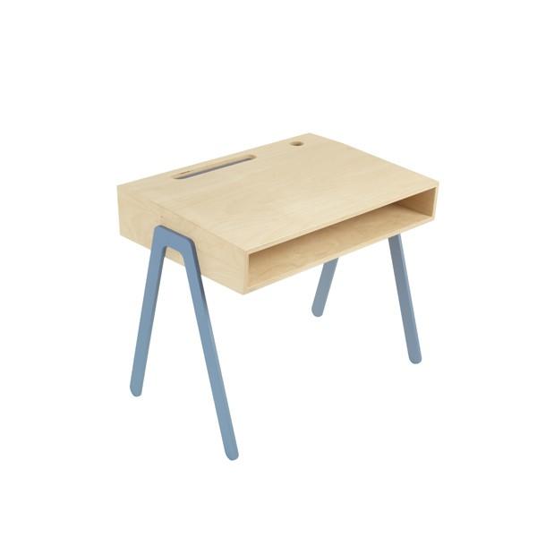 Desk Small Blue