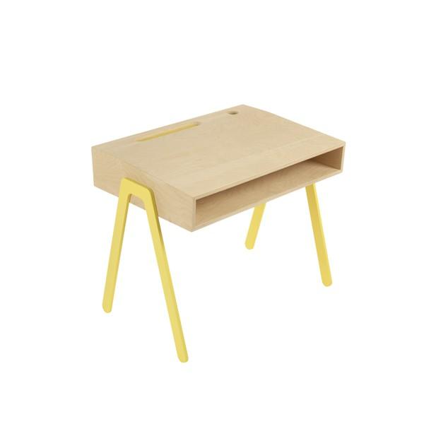 Desk Small Yellow