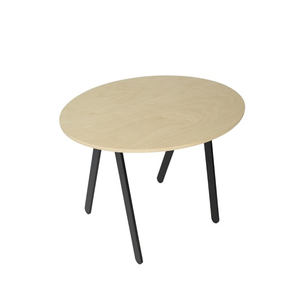 Playing Table Black