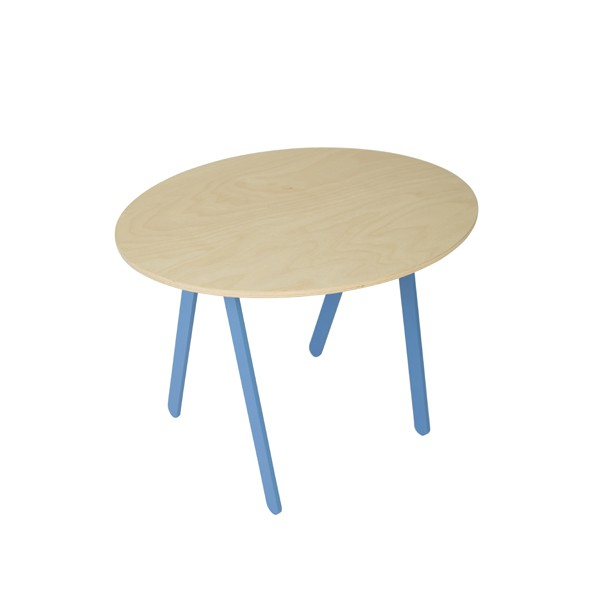 Playing Table Blue