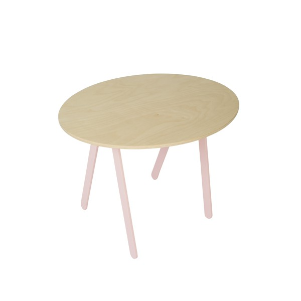 Playing Table Pink